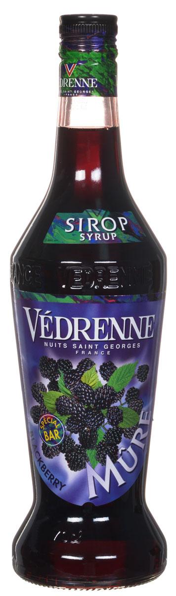 Vedrenne Ежевика сироп, 0,7 лSVDRCS-070B01Сироп Ежевика - это вкусное и полезное дополнение к самым разным напиткам и десертам. На данный момент известно более двухсот разновидностей ежевики. Вкусные и полезные ягоды ежевики, из которых потом производители изготовят сироп, всегда можно отличить благодаря ярко-красному или черно-фиолетовому цвету (оттенок зависит от вида ягоды). Сироп Ежевика можно добавлять в безалкогольные и алкогольные коктейли, мороженое, кофе, холодный чай, компот, лимонад, десерты. Кроме того, напиток с мягким, обволакивающим, нежным, бархатистым вкусом и изысканным, многогранным ароматом будет прекрасным дополнением к различным муссам, желе, пуншам, минеральной воде, горячему шоколаду, содовой, какао, глинтвейну, выпечке и кондитерским изделиям. Сиропы изготавливаются на основе натурального растительного сырья, фруктовых и ягодных соков прямого отжима, цитрусовых настоев, а также с использованием очищенной воды без вредных примесей, что позволяет выдержать все...