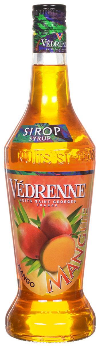 Vedrenne Манго сироп, 0,7 лSVDRMA-070B01Манго является, пожалуй, одним из самых популярных тропических фруктов, поэтому многие современные марки выпускают в продажу оригинальные манговые сиропы. Сироп Манго обладает довольно густой консистенцией и восхитительным сладким вкусом с нотами мякоти манго. Наиболее удачными сочетаниями, по словам профессиональных барменов, являются дуэты сиропа Манго с грейпфрутовым или ананасовым соком, а также с ромом, водкой и биттером. Сиропы изготавливаются на основе натурального растительного сырья, фруктовых и ягодных соков прямого отжима, цитрусовых настоев, а также с использованием очищенной воды без вредных примесей, что позволяет выдержать все ценные и полезные свойства натуральных фруктово-ягодных плодов и трав. В состав сиропов входит только натуральный сахар, произведенный по традиционной технологии из сахарозы. Благодаря высокому содержанию концентрированного фруктового сока, сиропы Vedrenne обладают изысканным ароматом и натуральным вкусом, являются...