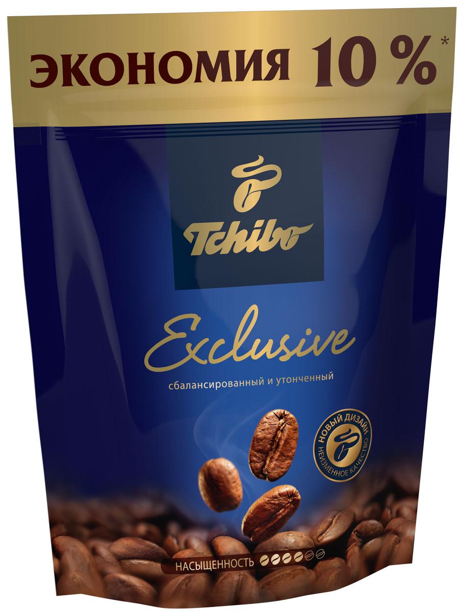 Tchibo Exclusive кофе растворимый, 75 г477150Побалуйте себя и своих близких изысканным кофе Tchibo Exclusive. Его богатый аромат и насыщенный вкус доставят вам непревзойдённое удовольствие. Для создания этого исключительного купажа эксперты Tchibo отбирают только лучшие зерна Арабики и дополняют их зернами насыщенной Робусты.