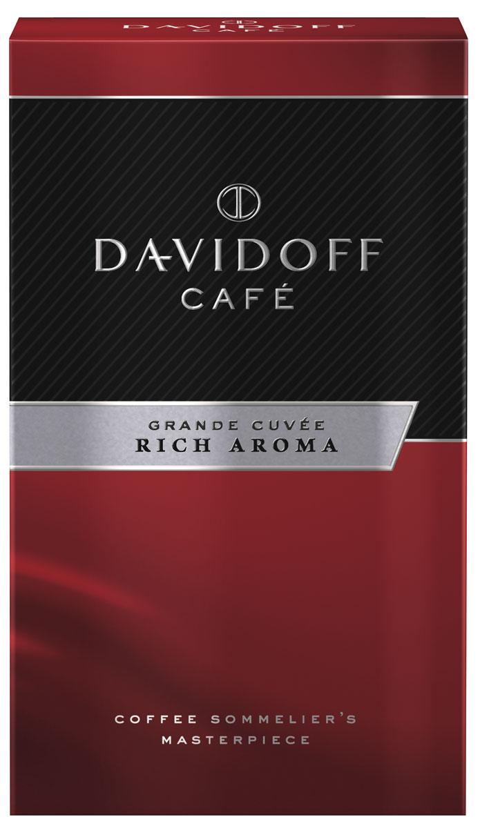 Davidoff Caffee Davidoff Rich кофе молотый, 250 г 4898
