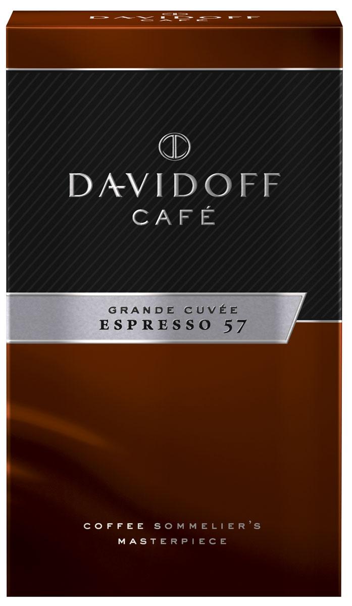 Davidoff Caffee Davidoff 57 Espresso кофе молотый, 250 г 8699