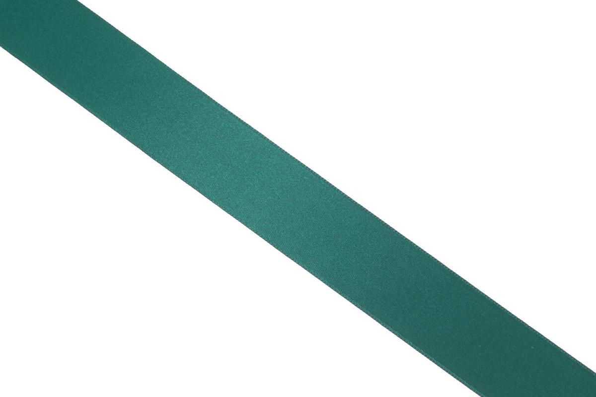 Лента атласная Prym, цвет: темно-зеленый, ширина 25 мм, длина 25 м695804_46Атласная лента Prym изготовлена из 100% полиэстера. Область применения атласной ленты весьма широка. Изделие предназначено для оформления цветочных букетов, подарочных коробок, пакетов. Кроме того, она с успехом применяется для художественного оформления витрин, праздничного оформления помещений, изготовления искусственных цветов. Ее также можно использовать для творчества в различных техниках, таких как скрапбукинг, оформление аппликаций, для украшения фотоальбомов, подарков, конвертов, фоторамок, открыток и многого другого. Ширина ленты: 25 мм. Длина ленты: 25 м.