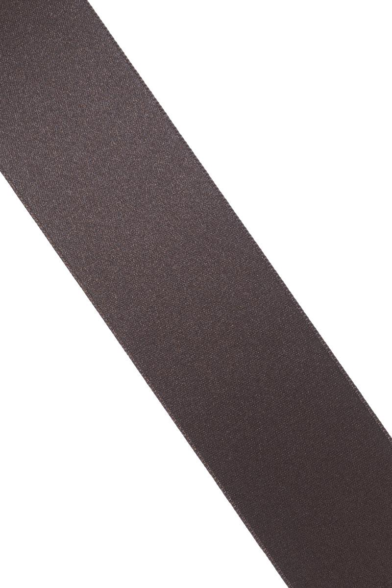 Лента атласная Prym, цвет: темно-коричневый, ширина 38 мм, длина 25 м695806_25Атласная лента Prym изготовлена из 100% полиэстера. Область применения атласной ленты весьма широка. Изделие предназначено для оформления цветочных букетов, подарочных коробок, пакетов. Кроме того, она с успехом применяется для художественного оформления витрин, праздничного оформления помещений, изготовления искусственных цветов. Ее также можно использовать для творчества в различных техниках, таких как скрапбукинг, оформление аппликаций, для украшения фотоальбомов, подарков, конвертов, фоторамок, открыток и многого другого. Ширина ленты: 38 мм. Длина ленты: 25 м.