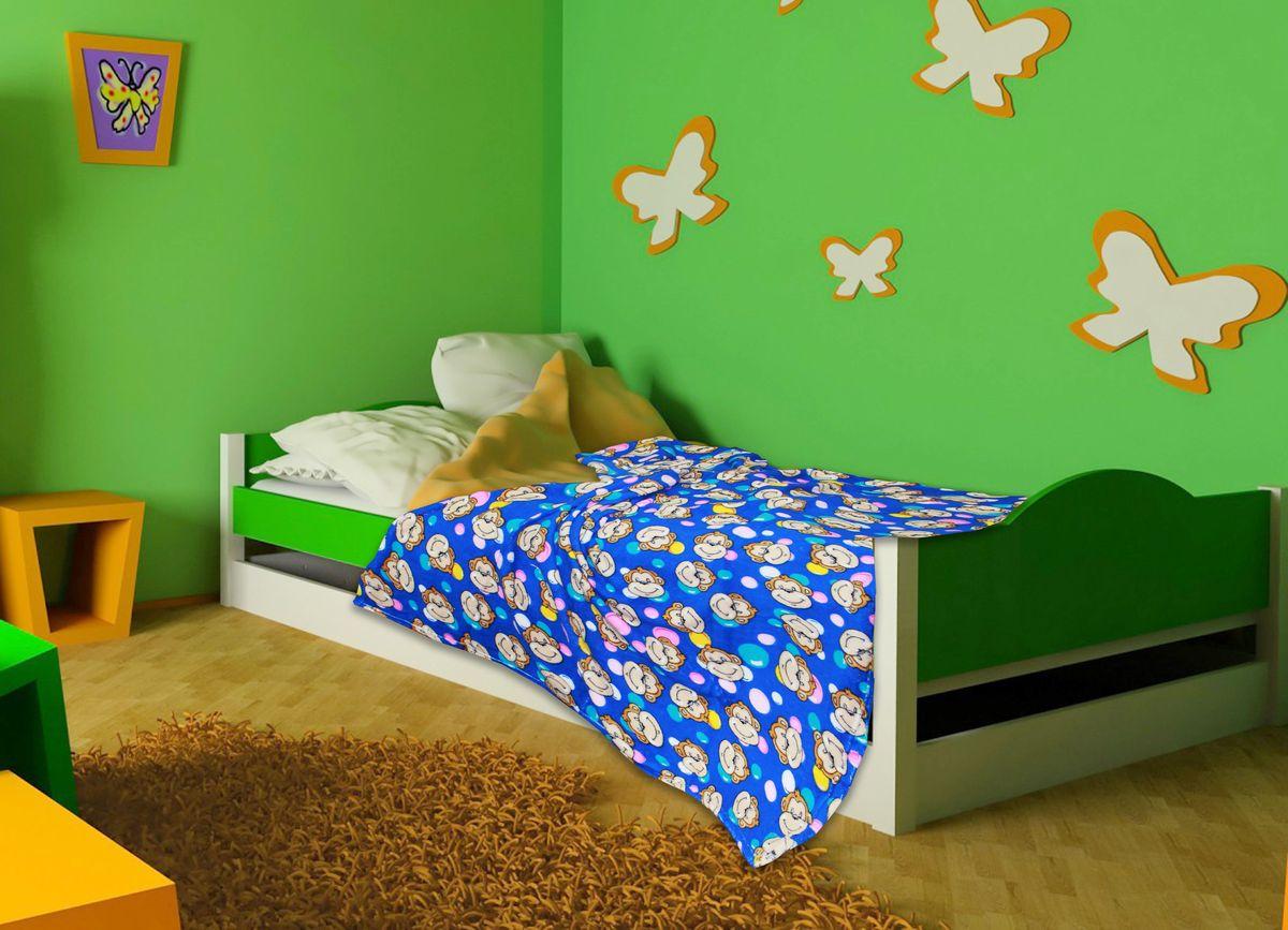 Amore Mio Плед Prankster 110 x 140 см64131Плед Amore Mio Prankster - это идеальное решение для вашего интерьера! Он порадует вас легкостью, нежностью и оригинальным дизайном! Плед выполнен из качественного материала.