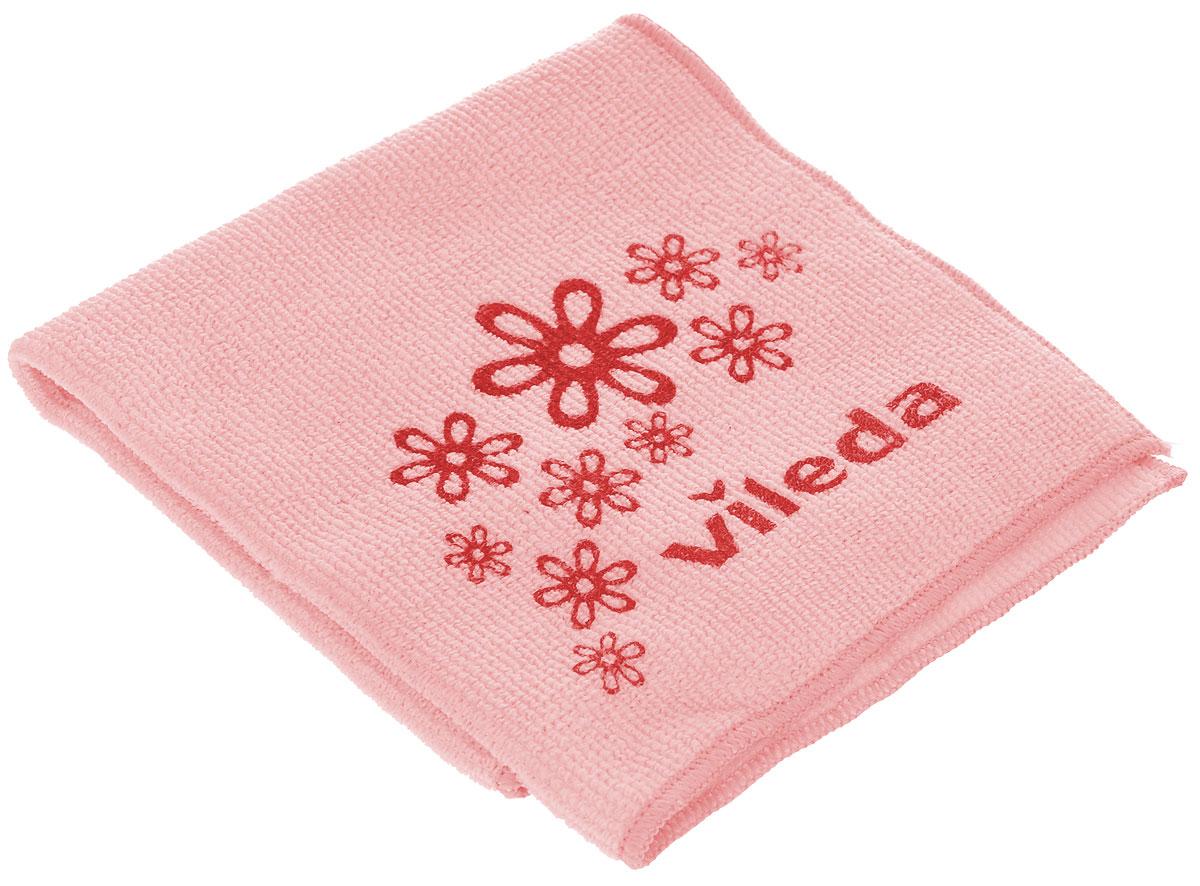 Салфетка универсальная Vileda Микрофибра, цвет: розовый, 32 х 32 см138540_розовыйУниверсальная салфетка Vileda Микрофибра предназначена для сухой и влажной уборки. В сухом виде - для удаления пыли, во влажном - для удаления загрязнений и полировки. Она устраняет жир, грязь без следа и разводов. Изделие используется без чистящих средств. Салфетка имеет абразивный рисунок для безопасного удаления застарелых загрязнений. Размер: 32 см х 32 см.
