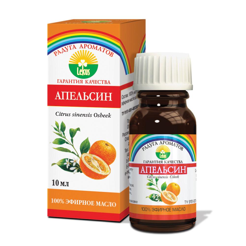Радуга ароматов Апельсин масло эфирное, 10 мл812Апельсиновое масло успокаивающе воздействует на центральную нервную систему, а при нервном утомлении дает тонизирующий эффект. Служит эмоциональным стабилизатором, снимает ощущение тревоги, депрессивные явления. Является отличным ароматизатором для детской спальни, успокаивает детей с возбудимой психикой и способствует здоровому крепкому сну. Помогает снизить кровяное давление. Оказывает стимулирующее действие на процесс выработки желчи, улучшает переваривание и усвоение жирной еды, усиливает аппетит. Как средство ухода, эфирное масло апельсина великолепно подходит для сухой кожи, в том числе обветренной и склонной к трещинам; результатом является повышение тонуса кожи, улучшение местного кровообращения, сглаживание морщин. Очень успешно борется с целлюлитом. Улучшает усвоение организмом аскорбиновой кислоты (витамина С), что, в свою очередь, укрепляет иммунитет и снижает риск инфекций. Благотворно влияет на остроту зрения. Способы использования эфирного масла апельсина: для...