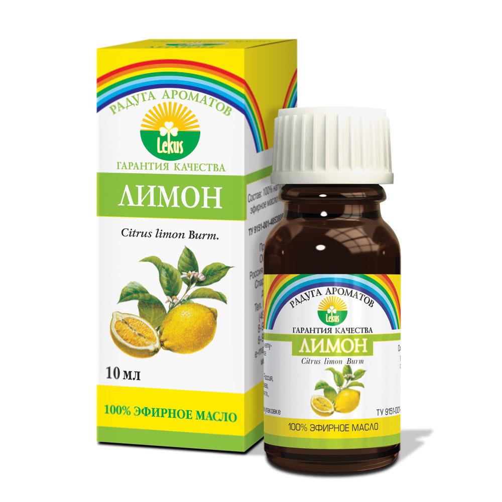 Радуга ароматов Лимон масло эфирное, 10 млБ63003 мятаЭмоциональное действие: стабилизирует настроение, обеспечивает прилив сил. Позволяет быстро и безболезненно адаптироваться к новым условиям жизни, к новым людям (ароматизация воздуха).Косметическое действие: отбеливает, разглаживает, нормализует секрецию жирной кожи. Делает менее заметными веснушки, пигментные пятна, куперозы (сосудистый рисунок). Смягчает огрубевшие участки кожи, способствует заживлению трещин. Укрепляет волосы, способствует устранению перхоти. Идеально подходит для осветления и укрепления ногтей (обогащение косметических средств). Результативно борется с целлюлитом (курс массажа).Целебное действие: противовирусное и иммуностимулирующее средство. Помогает при головной боли, связанной с гиподинамией, духотой, переутомлением и метеорологическими переменами. Препятствует варикозному расширению вен (массаж, ванны, бани, сауны).Способы применения: Ароматизация воздуха: аромалампу наполняют горячей водой, капают 5-8 капель эфирного масла из расчета на 15 м? площади. В нижнюю часть аромалампы помещают зажженную свечу. Свеча нагревает воду. Не допускать кипения воды, время от времени необходимо добавлять воду. Длительность процедуры 15-30 мин.Массаж: эфирное масло (4-7 капель) смешать с 1-2 столовыми ложками любого косметического масла (жожоба, персиковое, миндальное, абрикосовое, виноградной косточки, авакадо и т.д.) или массажного крема, нанести на кожу. После чего производится локальный массаж проблемных участков.Ванны: в ванну с температурой воды 37-40С° добавить 4-7 капель эфирного масла. Для лучшего растворения его можно предварительно смешать с 2-4 столовыми ложками эмульгатора (морская или поваренная соль, мед, сливки, жидкое мыло, пена для ванны). Длительность процедуры 15-30 минут. Обогащение косметических средств: 5-8 капель смешать с 15 г основы (косметическое масло, крем, лосьон, тоник, маска, гель для душа, шампунь, бальзам и т.д.).Сауны, бани: в ковш с водой добавить 4-6 капель эфирного ма