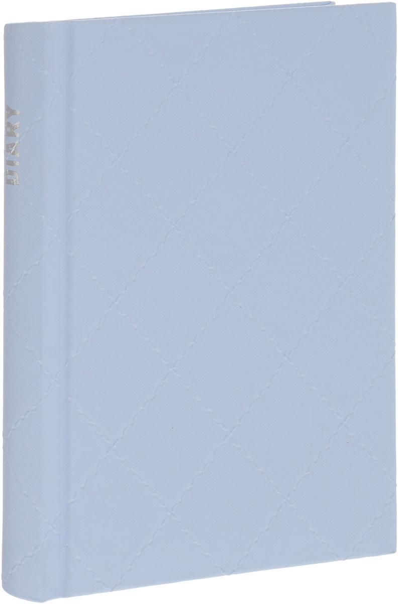 Erich Krause Ежедневник Diamond недатированный 176 листов36379Недатированный ежедневник Erich Krause Diamond послужит прекрасным местом для различных записей. Ежедневник с перфорацией уголков дополнен обширным справочным материалом и телефонно-адресной книгой. Сшитый внутренний блок состоит из 176 листов белой бумаги с линованной разметкой. Одна страница - один день. Обложка выполнена из искусственной кожи с прострочкой по диагонали. Ежедневник имеет ляссе. На корешок ежедневника методом тиснения нанесена надпись DIARY.