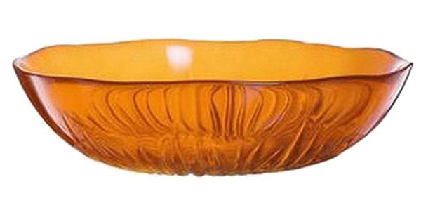 Салатник Luminarc Soleil Yellow, диаметр 14,5 смH8834Салатник Luminarc Soleil Yellow, выполненный из ударопрочного стекла, декорирован рельефными узорами. Изящный дизайн придется по вкусу и ценителям классики, и тем, кто предпочитает утонченность. Салатник Luminarc Soleil Yellow идеально подойдет для сервировки стола и станет отличным подарком к любому празднику. Диаметр (по верхнему краю): 14,5 см.