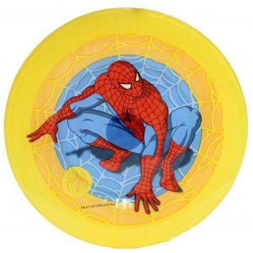 Тарелка десертная Luminarc Spiderman Comic Book, диаметр 19.5 смH4351Десертная тарелка Luminarc Spiderman Comic Book, изготовленная из ударопрочного стекла, декорирована изображением героя мультфильма Человек-паук. Такая тарелка прекрасно подходит как для торжественных случаев, так и для повседневного использования. Идеальна для подачи десертов, пирожных, тортов и многого другого. Она прекрасно оформит стол и станет отличным дополнением к вашей коллекции кухонной посуды. Диаметр тарелки (по верхнему краю): 19,5 см.