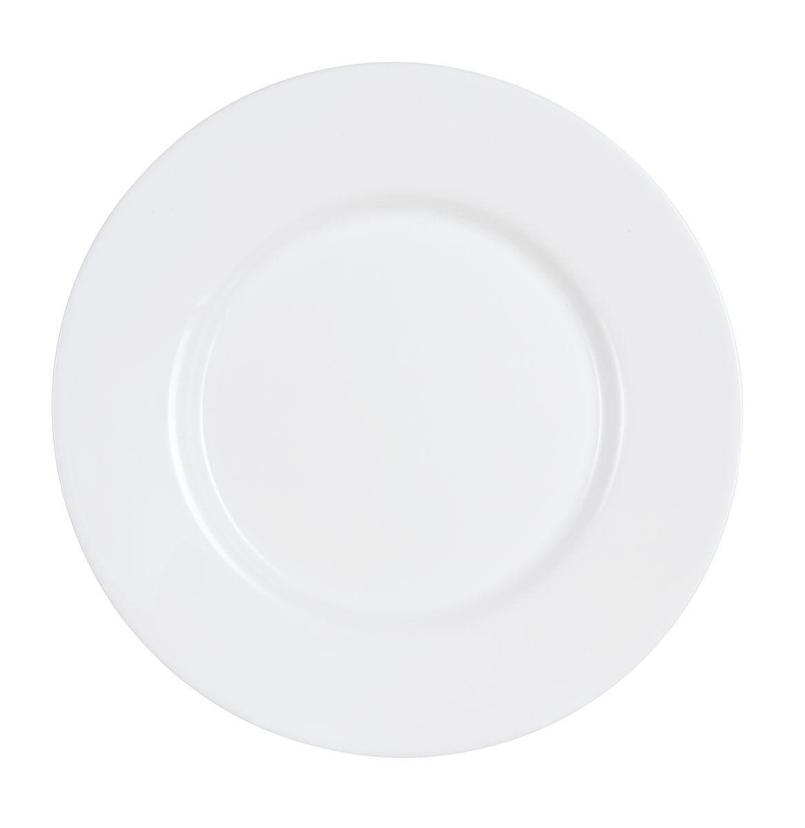 Тарелка обеденная Luminarc Everyday, диамтер 24 смG0564Обеденная тарелка Luminarc Everyday, изготовленная из высококачественного стекла, имеет изысканный внешний вид. Классический дизайн придется по вкусу и ценителям классики, и тем, кто предпочитает утонченность. Тарелка Luminarc Everyday идеально подойдет для сервировки стола и станет отличным подарком к любому празднику. Пригодна для использования в посудомоечной машине и микроволновой печи. Диаметр (по верхнему краю): 24 см.