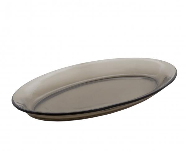 Селедочница Luminarc Directoire Eclipse, 22 х 12,5 смH0251Селедочница Luminarc Directoire Eclipse изготовлена из высококачественного стекла. Изделие идеально подходит для сервировки сельди в нарезке, а также разных видов закусок. Размер (по верхнему краю): 22 х 12,5 см.