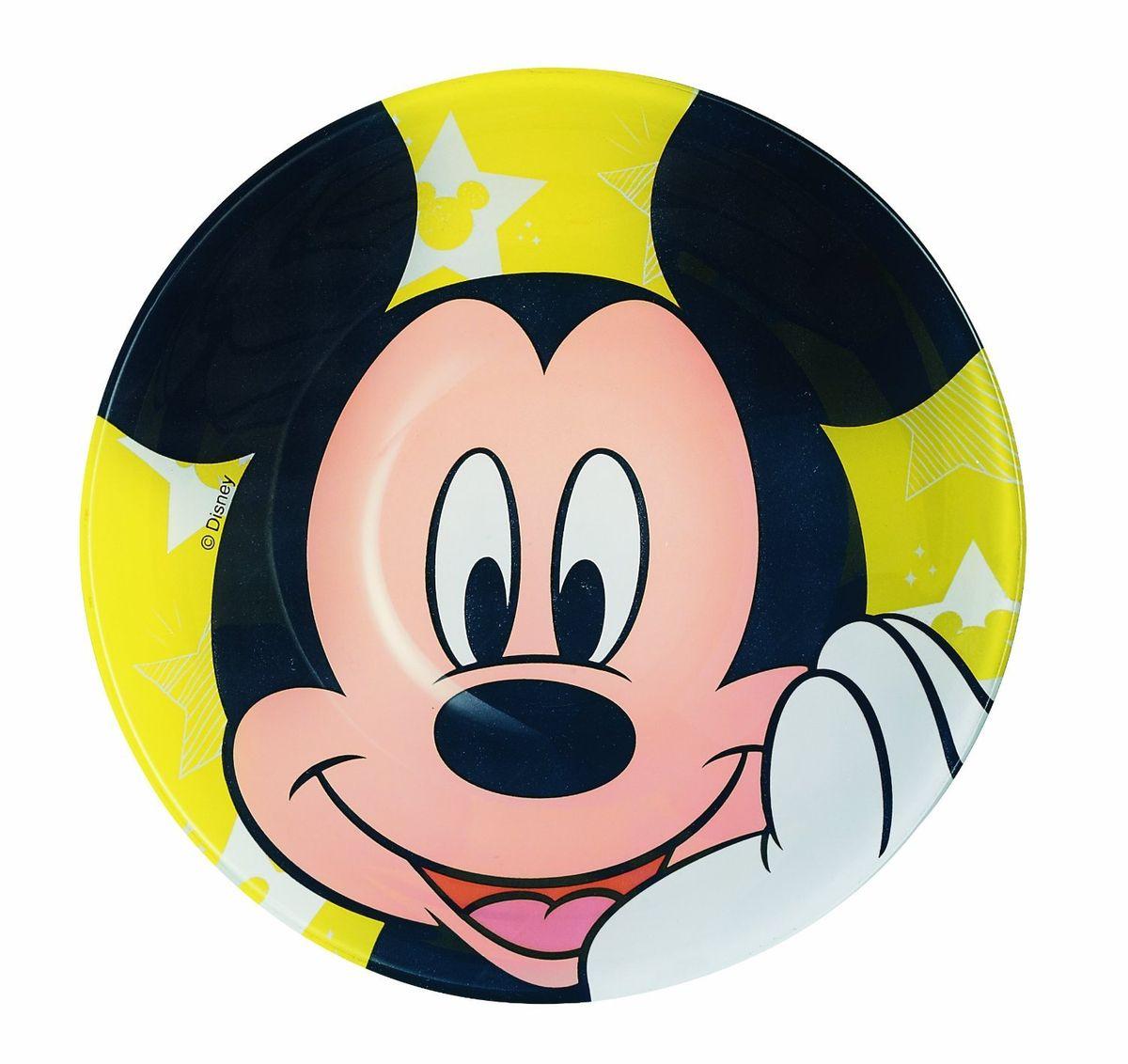 Салатник Luminarc Oh, Minnie, диаметр 16 смH6439Салатник Luminarc Oh, Minnie выполнен из высококачественного стекла. Он приведет в восторг вашего ребенка и станет достойным дополнением к кухонному инвентарю. Диаметр салатника (по верхнему краю): 16 см.