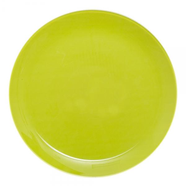 Тарелка обеденная Luminarc Arty Anis, диаметр 26 смH7310Обеденная тарелка Luminarc Arty Anis, изготовленная из высококачественного стекла, имеет изысканный внешний вид. Яркий дизайн придется по вкусу и ценителям классики, и тем, кто предпочитает утонченность. Тарелка Luminarc Arty Anis идеально подойдет для сервировки стола и станет отличным подарком к любому празднику. Диаметр (по верхнему краю): 26 см.
