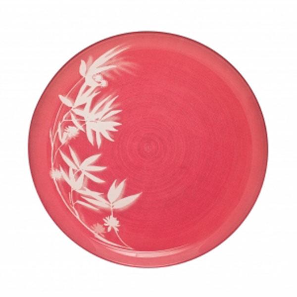 Тарелка обеденная Luminarc Darjeeling Pink, диаметр 25 смH3568Обеденная тарелка Luminarc Darjeeling Pink, изготовленная из высококачественного стекла, украшена ярким цветочным рисунком. Изящный дизайн придется по вкусу и ценителям классики, и тем, кто предпочитает утонченность. Тарелка Luminarc Darjeeling Pink идеально подойдет для сервировки стола и станет отличным подарком к любому празднику. Диаметр (по верхнему краю): 25 см.