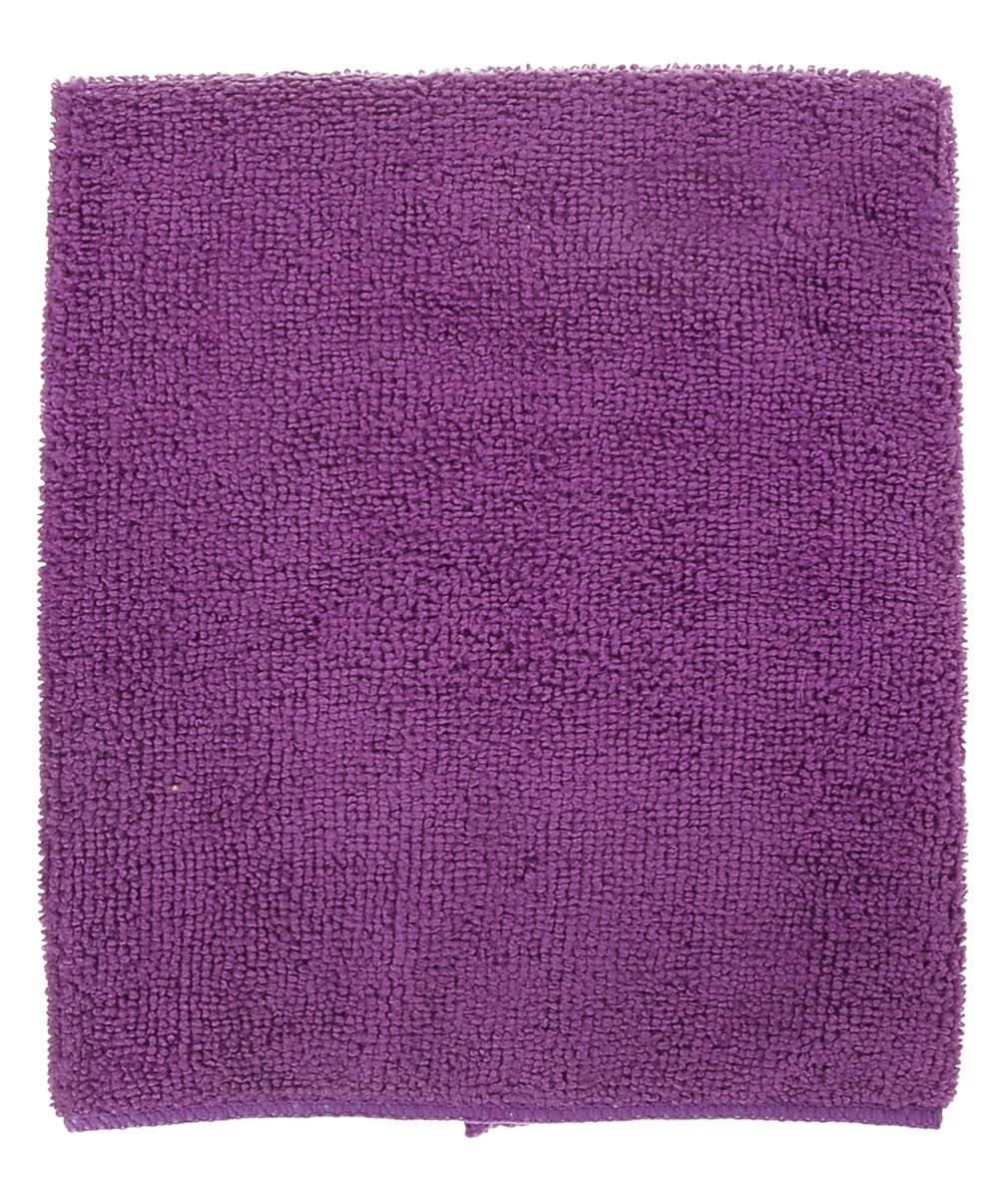 Салфетка универсальная York Prestige, впитывающая, цвет: фиолетовый, 38 х 38 смS03301004Салфетка York Prestige, изготовленная из микрофибры (полиамида и полиэстера), предназначена для сухой и влажной уборки. Подходит для ухода за любыми поверхностями. Не оставляет разводов и ворсинок. Обладает отличными впитывающими свойствами.