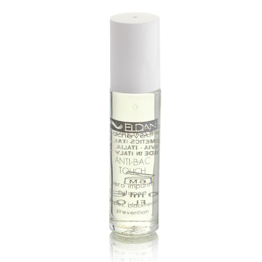 ELDAN cosmetics Очищающее средство для лица Anti bac touch Le Prestige , 10 мл eldan очищающее увлажняющее молочко 250мл le prestige