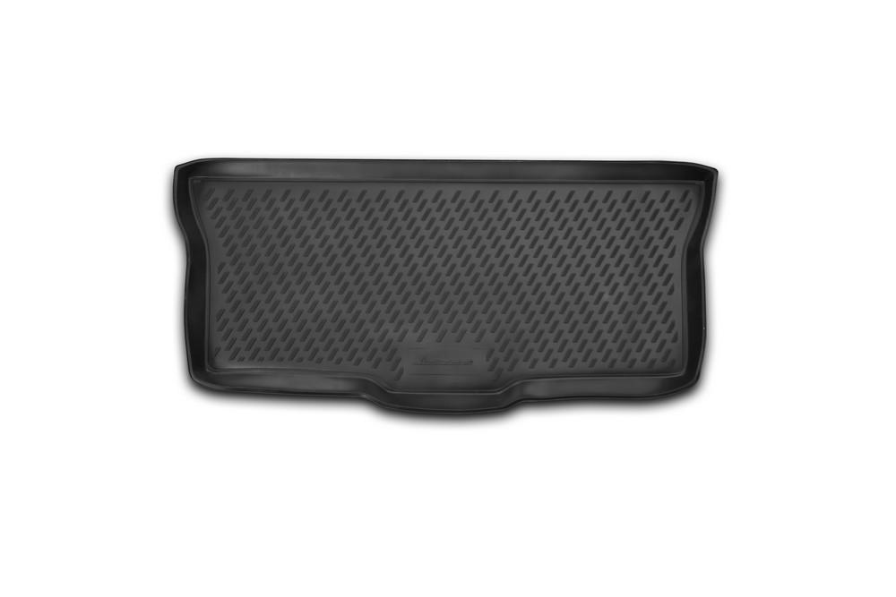 Коврик автомобильный Novline-Autofamily для Citroen C1 хэтчбек 2010-, в багажник коврик в багажник novline ford grand c max 11 2010 разложенные сиденья заднего ряда полиуретан b000 19