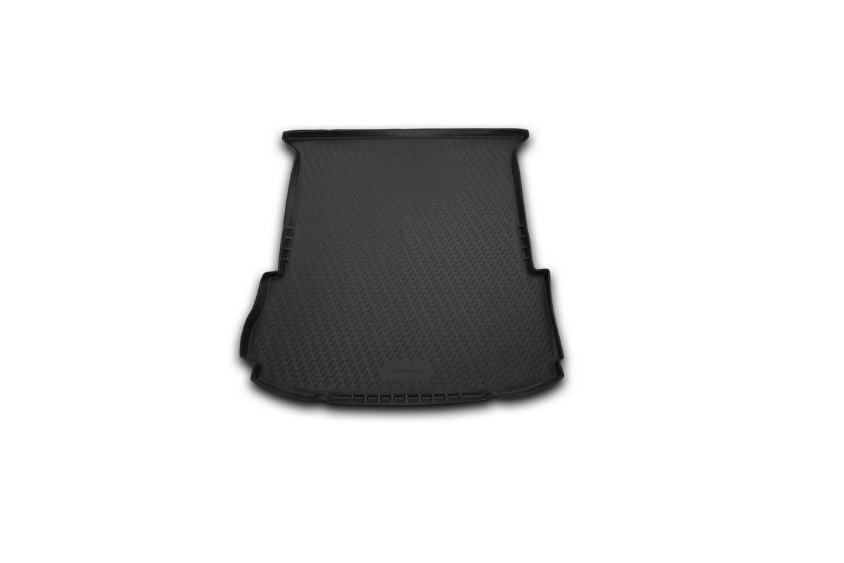 Коврик автомобильный Novline-Autofamily для Ford Explorer внедорожник 2011-2014, 2014-, в багажник. CARFRD00010CARFRD00010Автомобильный коврик Novline-Autofamily, изготовленный из полиуретана, позволит вам без особых усилий содержать в чистоте багажный отсек вашего авто и при этом перевозить в нем абсолютно любые грузы. Этот модельный коврик идеально подойдет по размерам багажнику вашего автомобиля. Такой автомобильный коврик гарантированно защитит багажник от грязи, мусора и пыли, которые постоянно скапливаются в этом отсеке. А кроме того, поддон не пропускает влагу. Все это надолго убережет важную часть кузова от износа. Коврик в багажнике сильно упростит для вас уборку. Согласитесь, гораздо проще достать и почистить один коврик, нежели весь багажный отсек. Тем более, что поддон достаточно просто вынимается и вставляется обратно. Мыть коврик для багажника из полиуретана можно любыми чистящими средствами или просто водой. При этом много времени у вас уборка не отнимет, ведь полиуретан устойчив к загрязнениям. Если вам приходится перевозить в багажнике тяжелые грузы,...