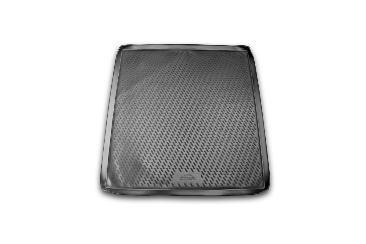 """Коврик автомобильный """"Novline-Autofamily"""" для Opel Vectra универсал 2003-2008, в багажник CAROPL00002"""