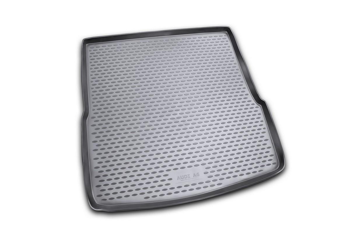 Коврик автомобильный Novline-Autofamily для Audi A6 Allroad Quattro / Avant универсал 05/2006-, в багажник. NLC.04.14.B12NLC.04.14.B12Автомобильный коврик Novline-Autofamily, изготовленный из полиуретана, позволит вам без особых усилий содержать в чистоте багажный отсек вашего авто и при этом перевозить в нем абсолютно любые грузы. Этот модельный коврик идеально подойдет по размерам багажнику вашего автомобиля. Такой автомобильный коврик гарантированно защитит багажник от грязи, мусора и пыли, которые постоянно скапливаются в этом отсеке. А кроме того, поддон не пропускает влагу. Все это надолго убережет важную часть кузова от износа. Коврик в багажнике сильно упростит для вас уборку. Согласитесь, гораздо проще достать и почистить один коврик, нежели весь багажный отсек. Тем более, что поддон достаточно просто вынимается и вставляется обратно. Мыть коврик для багажника из полиуретана можно любыми чистящими средствами или просто водой. При этом много времени у вас уборка не отнимет, ведь полиуретан устойчив к загрязнениям. Если вам приходится перевозить в багажнике тяжелые грузы,...