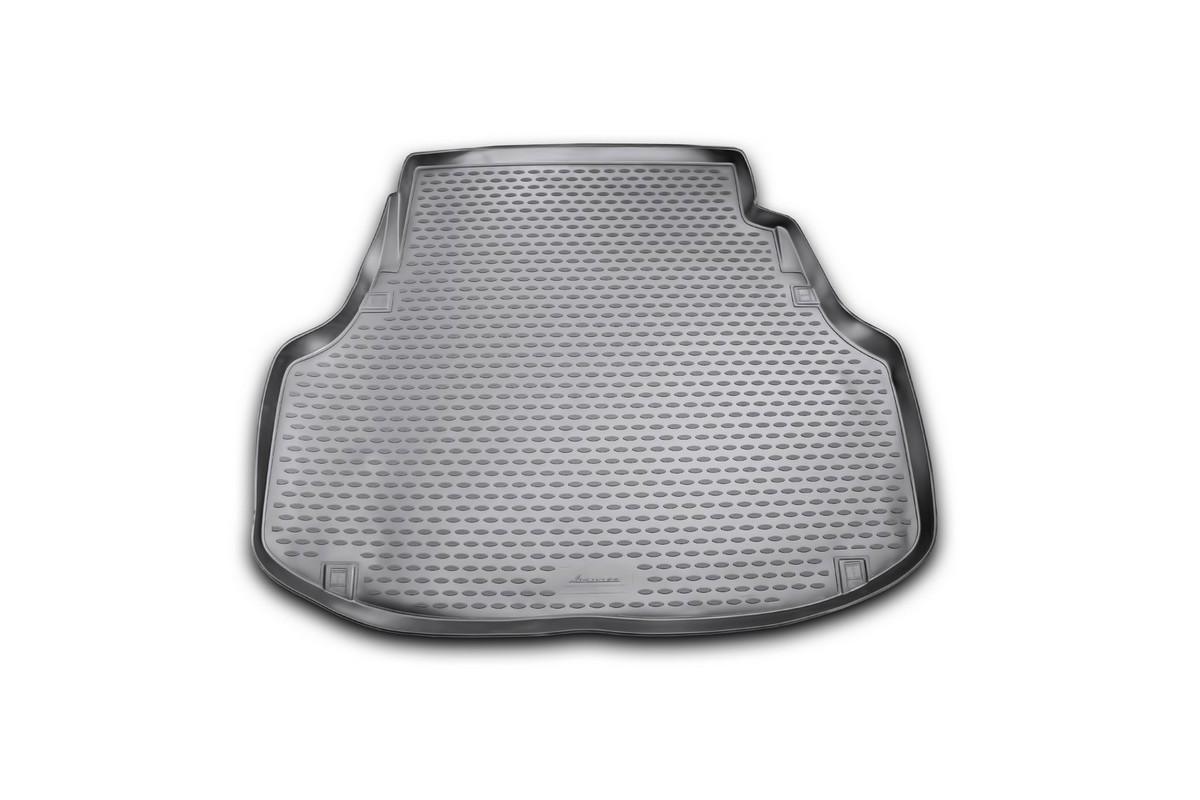 Коврик автомобильный Novline-Autofamily для Hyundai Equus седан 2010-, в багажникNLC.20.44.B10Автомобильный коврик Novline-Autofamily, изготовленный из полиуретана, позволит вам без особых усилий содержать в чистоте багажный отсек вашего авто и при этом перевозить в нем абсолютно любые грузы. Этот модельный коврик идеально подойдет по размерам багажнику вашего автомобиля. Такой автомобильный коврик гарантированно защитит багажник от грязи, мусора и пыли, которые постоянно скапливаются в этом отсеке. А кроме того, поддон не пропускает влагу. Все это надолго убережет важную часть кузова от износа. Коврик в багажнике сильно упростит для вас уборку. Согласитесь, гораздо проще достать и почистить один коврик, нежели весь багажный отсек. Тем более, что поддон достаточно просто вынимается и вставляется обратно. Мыть коврик для багажника из полиуретана можно любыми чистящими средствами или просто водой. При этом много времени у вас уборка не отнимет, ведь полиуретан устойчив к загрязнениям. Если вам приходится перевозить в багажнике тяжелые грузы,...