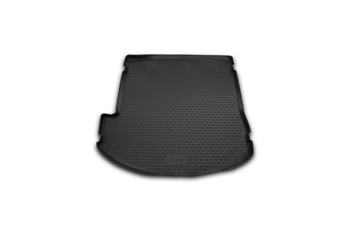 Коврик автомобильный Novline-Autofamily для Hyundai Grand Santa Fe внедорожник 2013-, в багажник. NLC.20.57.G13NLC.20.57.G13Автомобильный коврик Novline-Autofamily, изготовленный из полиуретана, позволит вам без особых усилий содержать в чистоте багажный отсек вашего авто и при этом перевозить в нем абсолютно любые грузы. Этот модельный коврик идеально подойдет по размерам багажнику вашего автомобиля. Такой автомобильный коврик гарантированно защитит багажник от грязи, мусора и пыли, которые постоянно скапливаются в этом отсеке. А кроме того, поддон не пропускает влагу. Все это надолго убережет важную часть кузова от износа. Коврик в багажнике сильно упростит для вас уборку. Согласитесь, гораздо проще достать и почистить один коврик, нежели весь багажный отсек. Тем более, что поддон достаточно просто вынимается и вставляется обратно. Мыть коврик для багажника из полиуретана можно любыми чистящими средствами или просто водой. При этом много времени у вас уборка не отнимет, ведь полиуретан устойчив к загрязнениям. Если вам приходится перевозить в багажнике тяжелые грузы,...