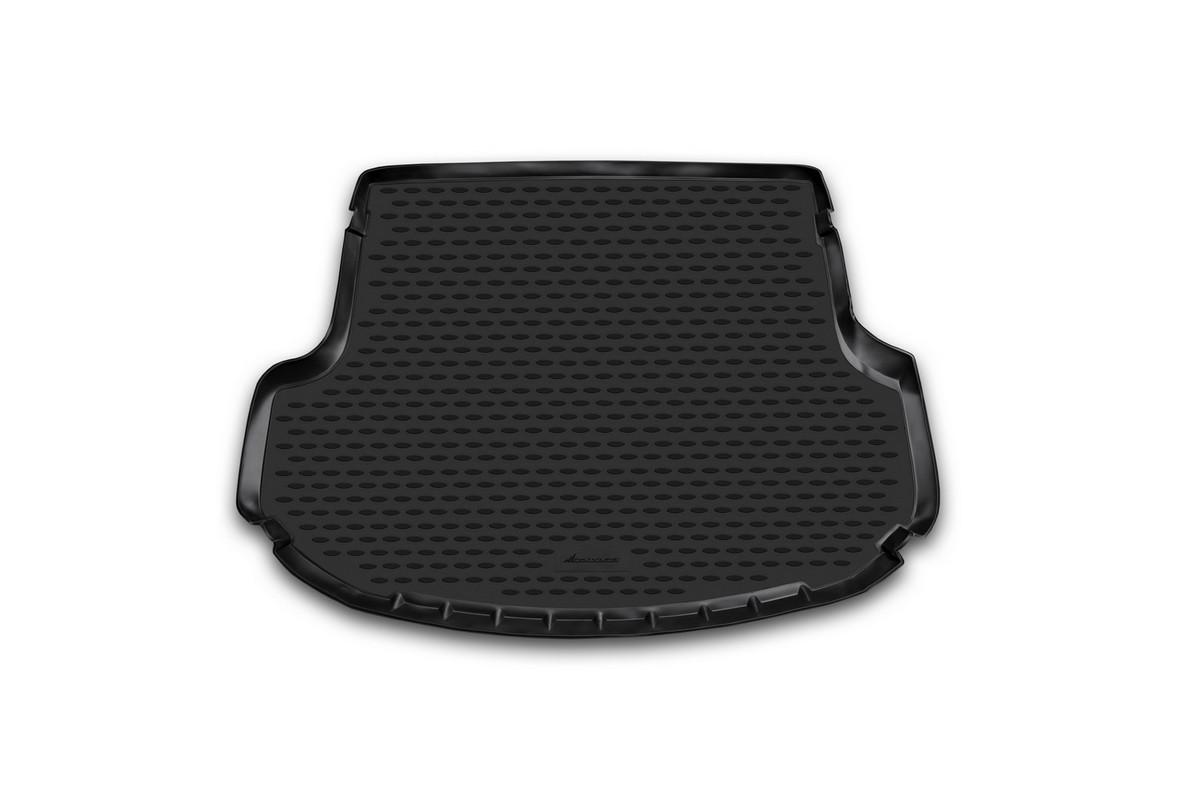 Коврик автомобильный Novline-Autofamily для Kia Sorento кроссовер 5 мест 2012-, в багажникNLC.25.46.B13Автомобильный коврик Novline-Autofamily, изготовленный из полиуретана, позволит вам без особых усилий содержать в чистоте багажный отсек вашего авто и при этом перевозить в нем абсолютно любые грузы. Этот модельный коврик идеально подойдет по размерам багажнику вашего автомобиля. Такой автомобильный коврик гарантированно защитит багажник от грязи, мусора и пыли, которые постоянно скапливаются в этом отсеке. А кроме того, поддон не пропускает влагу. Все это надолго убережет важную часть кузова от износа. Коврик в багажнике сильно упростит для вас уборку. Согласитесь, гораздо проще достать и почистить один коврик, нежели весь багажный отсек. Тем более, что поддон достаточно просто вынимается и вставляется обратно. Мыть коврик для багажника из полиуретана можно любыми чистящими средствами или просто водой. При этом много времени у вас уборка не отнимет, ведь полиуретан устойчив к загрязнениям. Если вам приходится перевозить в багажнике тяжелые грузы,...