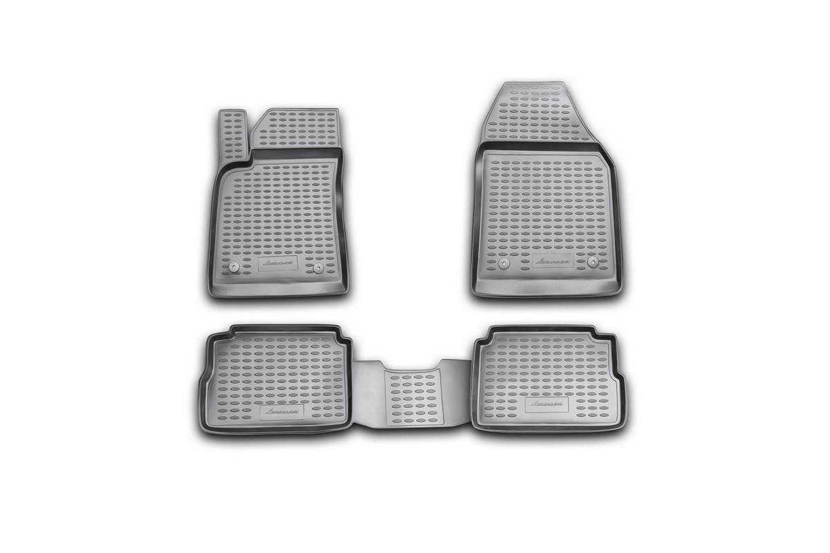 Коврики в салон OPEL Vectra 2002-2008, сед., хб., 4 шт. (полиуретан). NLC.37.16.210kNLC.37.16.210kКоврики в салон не только улучшат внешний вид салона вашего автомобиля, но и надежно уберегут его от пыли, грязи и сырости, а значит, защитят кузов от коррозии. Полиуретановые коврики для автомобиля гладкие, приятные и не пропускают влагу. Автомобильные коврики в салон учитывают все особенности каждой модели и полностью повторяют контуры пола. Благодаря этому их не нужно будет подгибать или обрезать. И самое главное — они не будут мешать педалям. Полиуретановые автомобильные коврики для салона произведены из высококачественного материала, который держит форму и не пачкает обувь. К тому же, этот материал очень прочный (его, к примеру, не получится проткнуть каблуком). Некоторые автоковрики становятся источником неприятного запаха в автомобиле. С полиуретановыми ковриками Novline вы можете этого не бояться. Ковры для автомобилей надежно крепятся на полу и не скользят, что очень важно во время движения, особенно для водителя. Автоковры из полиуретана надежно удерживают грязь и влагу, при...