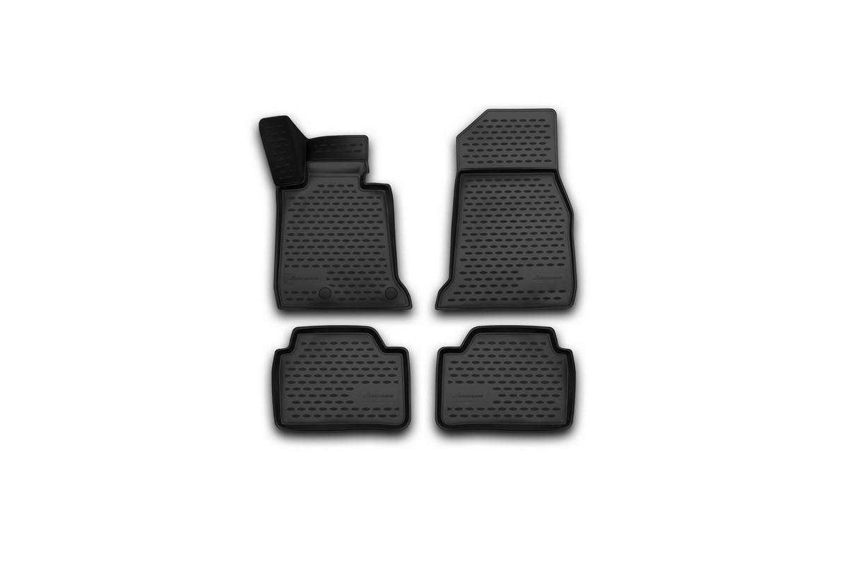 Коврики 3D в салон автомобиля Novline-Autofamily для BMW 1er (f20), 2011 -, 4 штNLC.3D.05.33.210kКоврики Novline-Autofamily улучшат внешний вид салона автомобиля и надежно уберегут его от пыли, грязи и сырости, а значит, защитят кузов от коррозии. Полиуретановые коврики гладкие, приятные и не пропускает влагу. Полиуретановые автомобильные коврики произведены из высококачественного материала, который держит форму и не пачкает обувь. Коврики надежно крепятся на полу и не скользят, что очень важно во время движения, особенно для водителя. Изделия из полиуретана надежно удерживают грязь и влагу, при этом всегда выглядят довольно опрятно. И чистится они очень просто: как при помощи автомобильного пылесоса, так и различными моющими средствами.