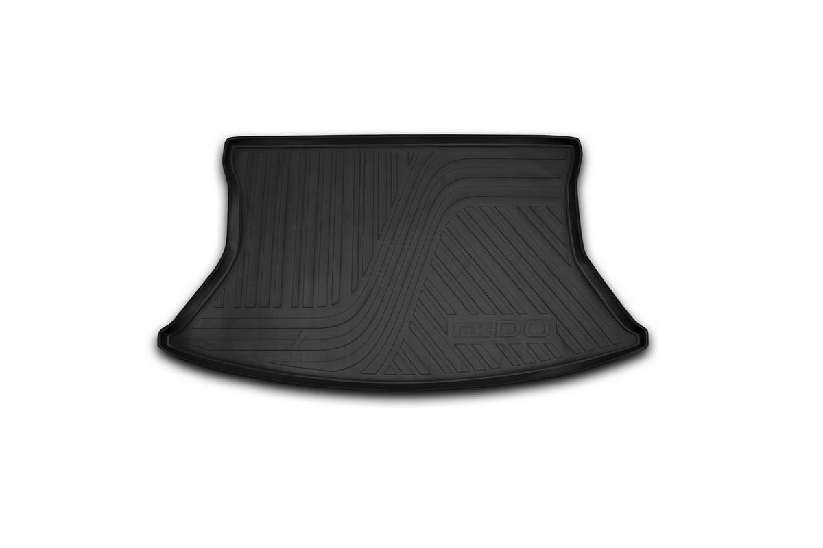 Коврик автомобильный Novline-Autofamily для Datsun Mi-Do хэтчбек 01/2015-, в багажникNLC.94.02.B11Автомобильный коврик Novline-Autofamily, изготовленный из полиуретана, позволит вам без особых усилий содержать в чистоте багажный отсек вашего авто и при этом перевозить в нем абсолютно любые грузы. Этот модельный коврик идеально подойдет по размерам багажнику вашего автомобиля. Такой автомобильный коврик гарантированно защитит багажник от грязи, мусора и пыли, которые постоянно скапливаются в этом отсеке. А кроме того, поддон не пропускает влагу. Все это надолго убережет важную часть кузова от износа. Коврик в багажнике сильно упростит для вас уборку. Согласитесь, гораздо проще достать и почистить один коврик, нежели весь багажный отсек. Тем более, что поддон достаточно просто вынимается и вставляется обратно. Мыть коврик для багажника из полиуретана можно любыми чистящими средствами или просто водой. При этом много времени у вас уборка не отнимет, ведь полиуретан устойчив к загрязнениям. Если вам приходится перевозить в багажнике тяжелые грузы,...