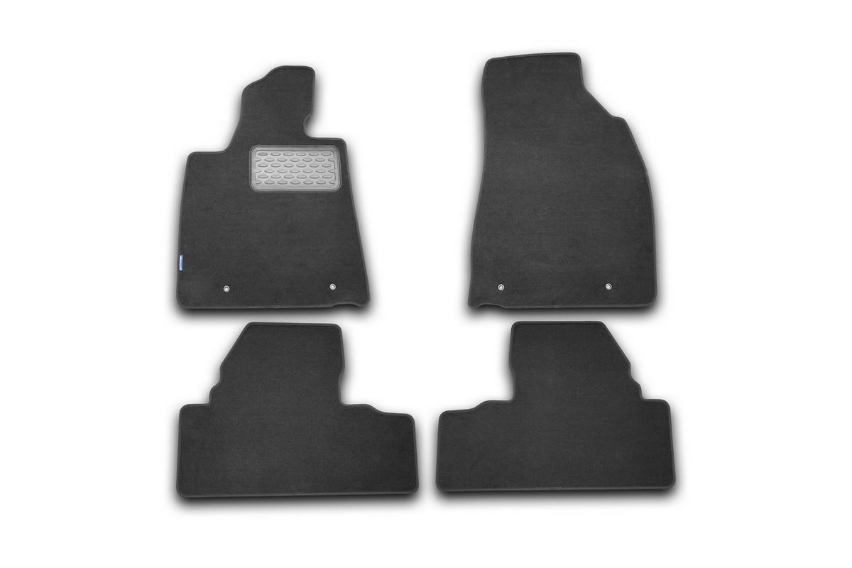 Набор автомобильных ковриков Novline-Autofamily для Lexus RX 350 2009-, внедорожник, в салон, 4 штNLT.29.10.11.110khНабор автомобильных ковриков Novline-Autofamily, изготовленный из текстиля, состоит из 4 ковриков, которые учитывают все особенности каждой модели автомобиля и полностью повторяют контуры пола. Текстильные автомобильные коврики для салона произведены из высококачественного материала, который держит форму, прочный и не пачкает обувь. Коврики в салон не только улучшат внешний вид салона вашего автомобиля, но и надежно уберегут его от пыли, грязи и сырости, а значит, защитят кузов от коррозии. Текстильные коврики для автомобиля мягкие и приятные, а их основа из вспененного полиуретана не пропускает влагу. Ковры для автомобилей надежно крепятся на полу и не скользят, что очень важно во время движения. Чистятся коврики очень просто: как при помощи автомобильного пылесоса, так и различными моющими средствами. Набор подходит для Lexus RX 350 внедорожник с 2009 года выпуска.