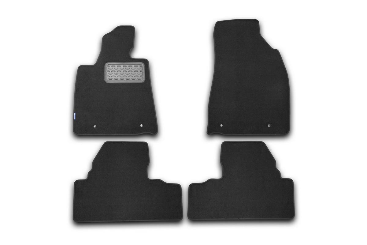 Коврики в салон автомобиля Novline-Autofamily для Lexus RX270, 2009 -, 4 шт. Nlt.29.23.11.110khNLT.29.23.11.110khТекстильные коврики Novline-Autofamily надежно поддерживают чистоту в салоне вашего автомобиля, эффективно впитывают грязь и влагу, легко чистятся пылесосом, а также отлично моются с использованием различных средств. Они абсолютно нейтральны к химическим реагентам, которыми обрабатывают дороги в зимний период. Изделия обладают повышенной стойкостью к истиранию, что позволяет им долго сохранять эстетичный внешний вид и существенно увеличить срок эксплуатации.