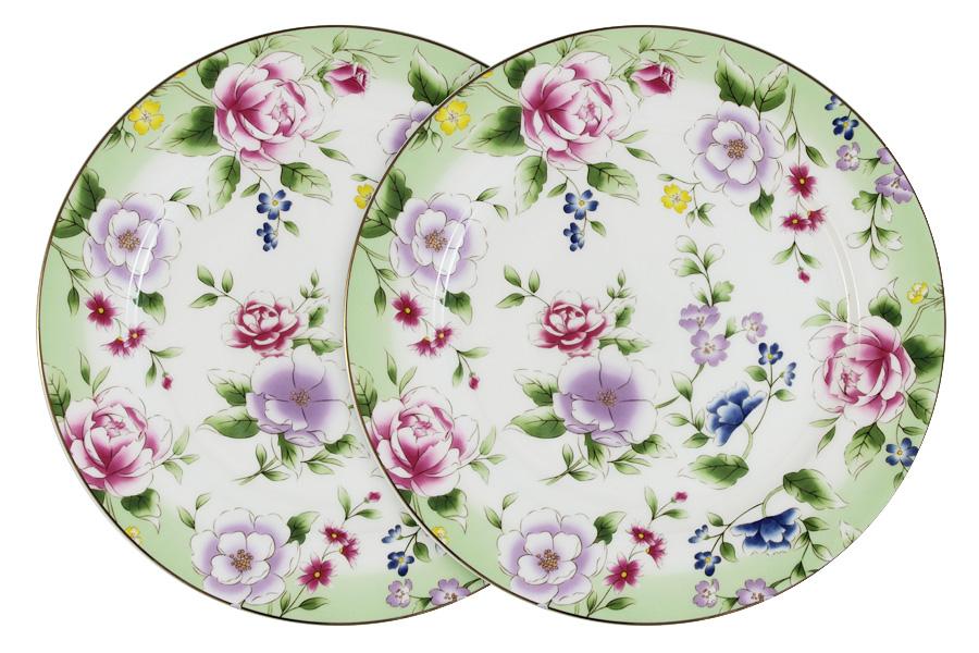 Набор обеденных тарелок Colombo Лаура, диаметр 27 см, 2 штC2-DR/2-K50430ALНабор Colombo Лаура состоит из двух обеденных тарелок, изготовленных из костяного фарфора высшего качества, отличающегося необыкновенной прочностью и небольшим весом. Яркий дизайн изделий, несомненно, придется вам по вкусу. Набор Colombo Лаура украсит ваш кухонный стол, а также станет замечательным подарком к любому празднику. Диаметр тарелки: 27 см.