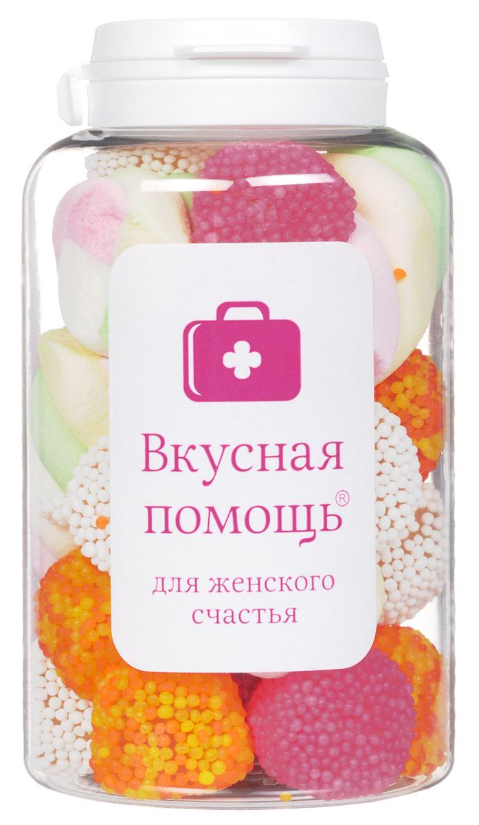 """Вкусная помощь """"Для женского счастья"""" жевательный мармелад, 250 мл 00-00000044"""