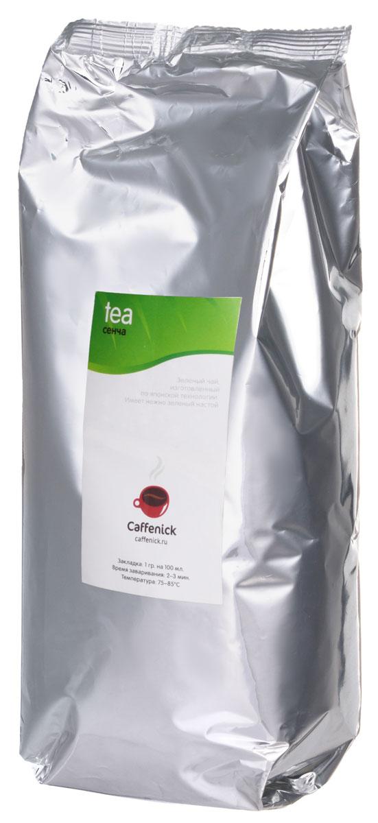 Caffenick Сенча первой категории зеленый листовой чай, 500 г4610001572893Чай Caffenick Сенча первой категории изготовлен по японской технологии. Напиток имеет нежно зеленый настой, прекрасно бодрит и освежает в течение всего дня.