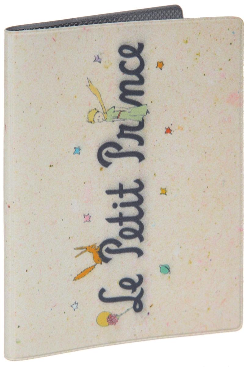Обложка для автодокументов Le Petit Prince на бежевом. AUTOZAM247AUTOZAM247Яркая обложка для автодокументов Mitya Veselkov Le Petit Prince на бежевом выполнена из поливинилхлорида и оформлена принтом с изображением героя из сказки. Изделие раскладывается пополам. Внутри расположены два накладных кармана из пластика и пластиковый вкладыш, состоящий из пяти файлов для автодокументов. Обложка для автодокументов поможет сохранить внешний вид ваших документов и защитить их от повреждений, а также станет стильным аксессуаром, который подчеркнет ваш образ.