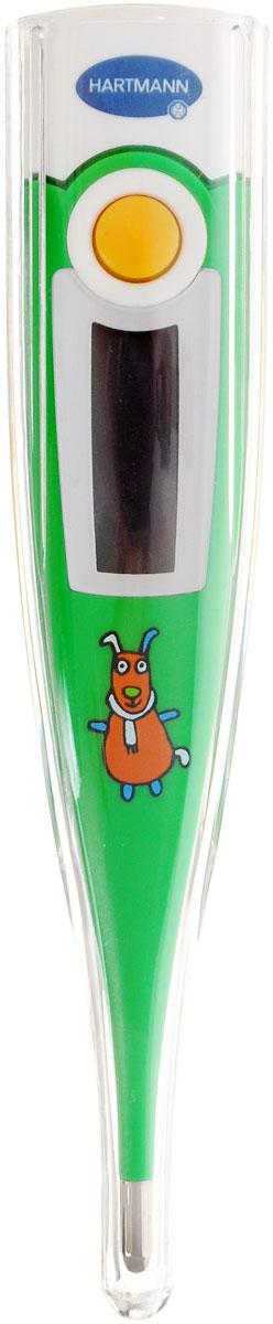 Paul Hartmann Термометр детский Thermoval Rapid Kid цвет зеленый