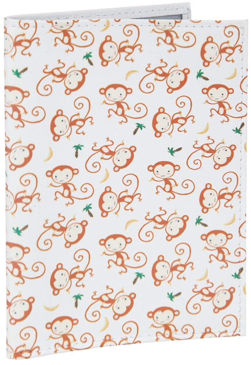 Обложка для автодокументов Красные обезьянки. AUTO383AUTO383Яркая обложка для автодокументов Mitya Veselkov Красные обезьянки выполнена из натуральной кожи и оформлена принтом с изображением обезьянок. Изделие раскладывается пополам. Внутри расположены два накладных кармана из пластика и пластиковый вкладыш, состоящий из пяти файлов для автодокументов. Обложка для автодокументов поможет сохранить внешний вид ваших документов и защитить их от повреждений, а также станет стильным аксессуаром, который подчеркнет ваш образ.