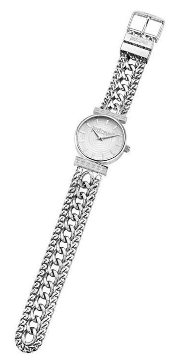 Наручные часы женские Just Cavalli Just Couture, цвет: cеребристый. R7253578506R7253578506Часы наручные Just Cavalli R7253578506