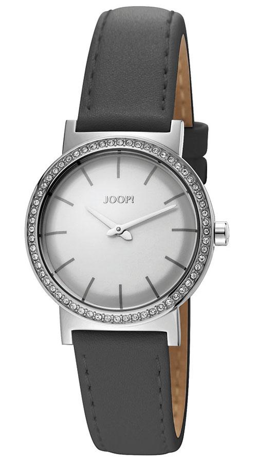 Наручные часы женские JOOP! Origin Ladies, цвет: черный. JP101252F01JP101252F01Часы наручные Joop! JP101252F01