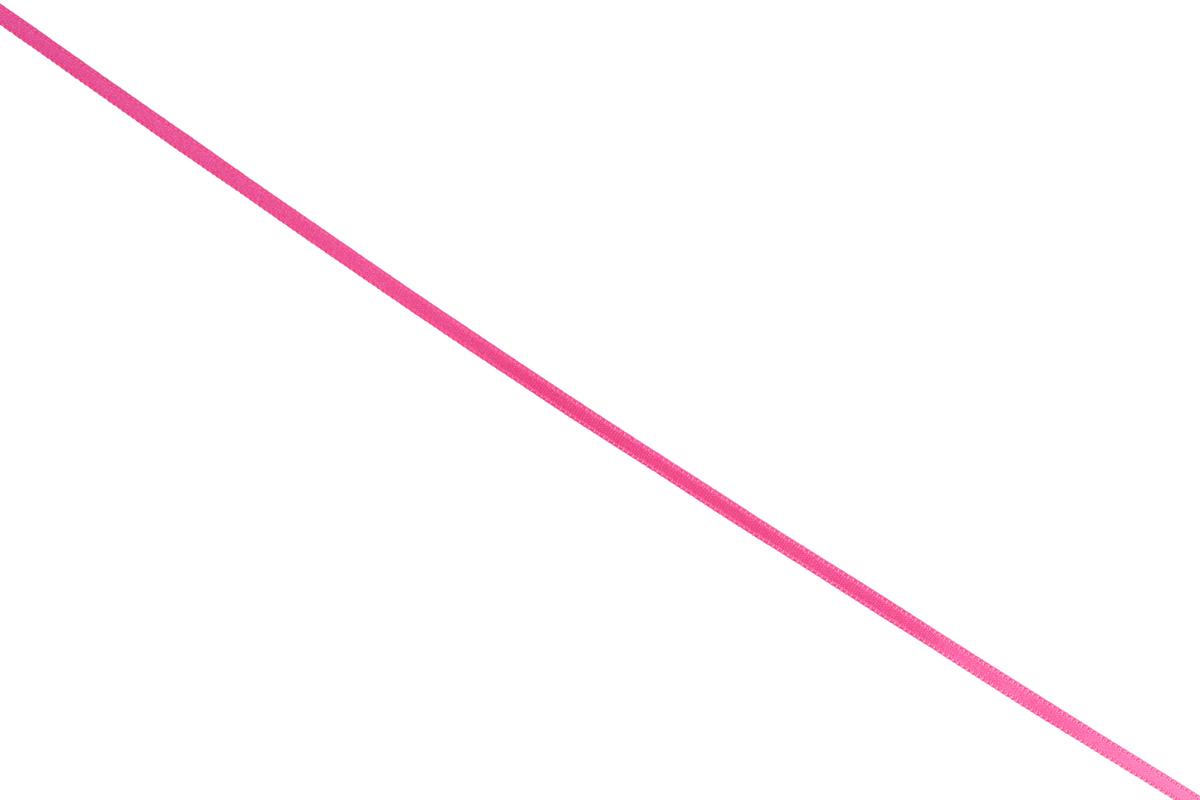 Лента атласная Prym, цвет: малиновый, ширина 3 мм, длина 50 м697068_63Атласная лента Prym изготовлена из 100% полиэстера. Область применения атласной ленты весьма широка. Изделие предназначено для оформления цветочных букетов, подарочных коробок, пакетов. Кроме того, она с успехом применяется для художественного оформления витрин, праздничного оформления помещений, изготовления искусственных цветов. Ее также можно использовать для творчества в различных техниках, таких как скрапбукинг, оформление аппликаций, для украшения фотоальбомов, подарков, конвертов, фоторамок, открыток и многого другого. Ширина ленты: 3 мм. Длина ленты: 50 м.