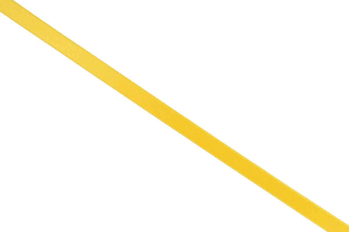 Лента атласная Prym, цвет: темно-желтый, ширина 10 мм, длина 25 м697086_32Атласная лента Prym изготовлена из 100% полиэстера. Область применения атласной ленты весьма широка. Изделие предназначено для оформления цветочных букетов, подарочных коробок, пакетов. Кроме того, она с успехом применяется для художественного оформления витрин, праздничного оформления помещений, изготовления искусственных цветов. Ее также можно использовать для творчества в различных техниках, таких как скрапбукинг, оформление аппликаций, для украшения фотоальбомов, подарков, конвертов, фоторамок, открыток и многого другого. Ширина ленты: 10 мм. Длина ленты: 25 м.