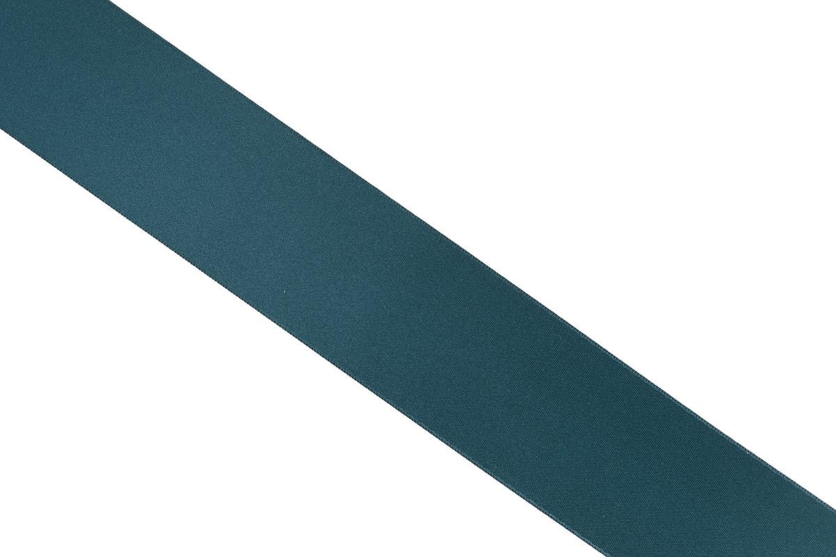 Лента атласная Prym, цвет: темно-зеленый, ширина 50 мм, длина 25 м695807_46Атласная лента Prym изготовлена из 100% полиэстера. Область применения атласной ленты весьма широка. Изделие предназначено для оформления цветочных букетов, подарочных коробок, пакетов. Кроме того, она с успехом применяется для художественного оформления витрин, праздничного оформления помещений, изготовления искусственных цветов. Ее также можно использовать для творчества в различных техниках, таких как скрапбукинг, оформление аппликаций, для украшения фотоальбомов, подарков, конвертов, фоторамок, открыток и многого другого. Ширина ленты: 50 мм. Длина ленты: 25 м.