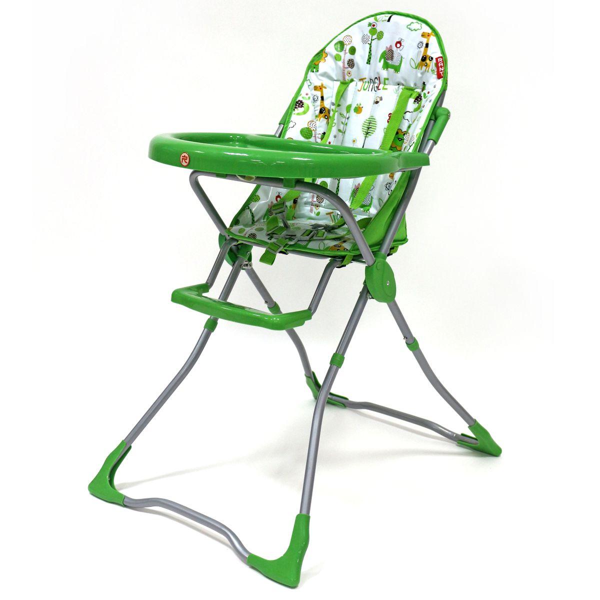 Rant Стульчик для кормления Fredo цвет зеленый 4630008878088
