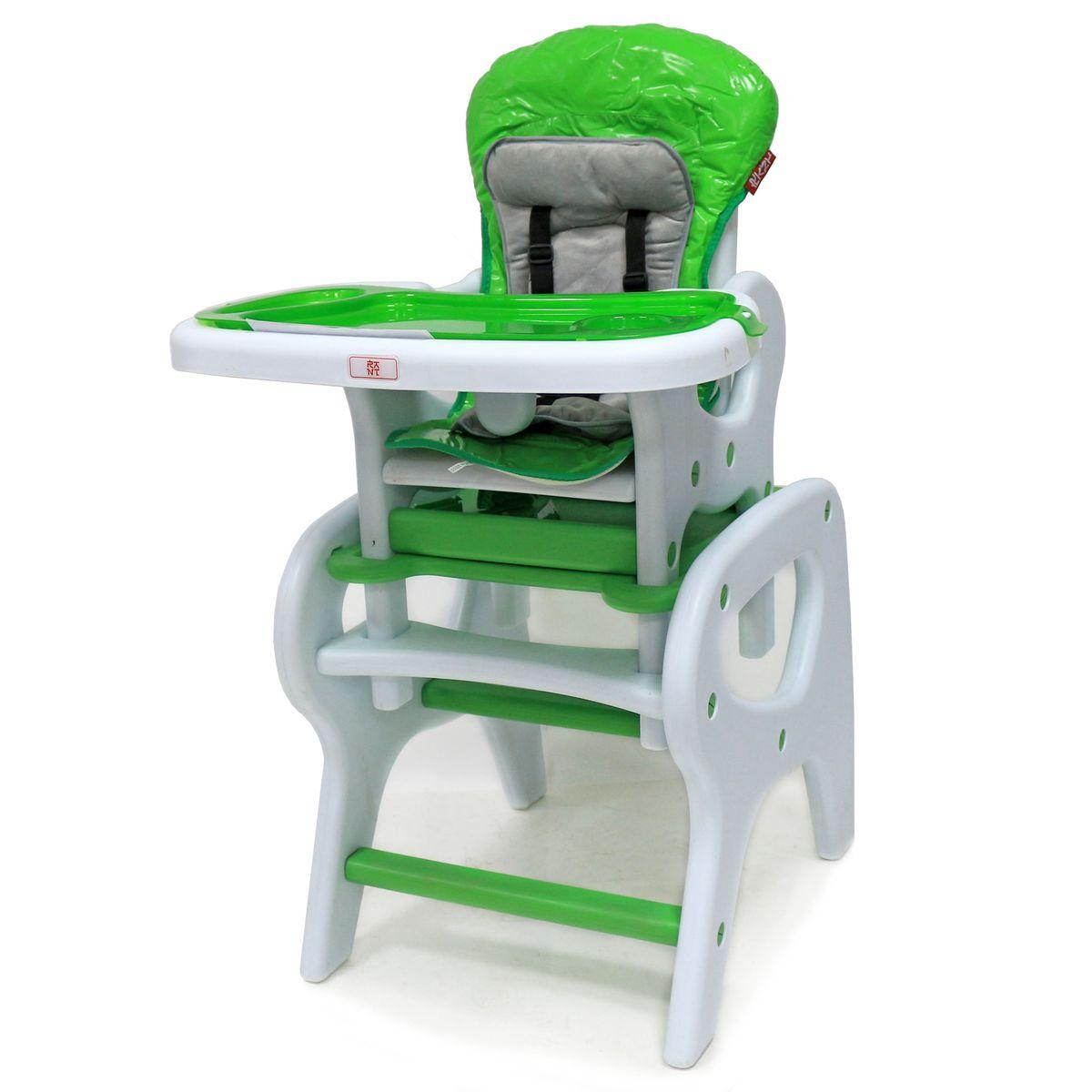 Rant Стульчик для кормления комбинированный детский Maxim цвет зеленый