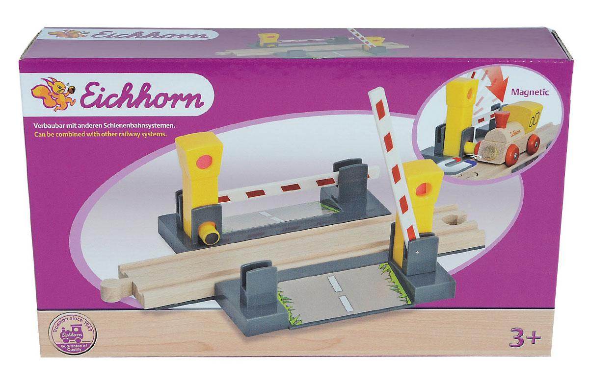 Eichhorn Железнодорожный переезд