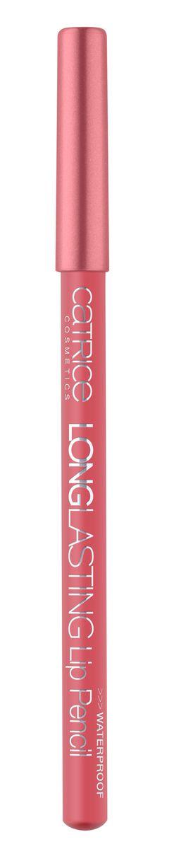CATRICE Контур для губ Longlasting Lip Pencil 070 I Got You Babe! розовый, 0,78гр75392Карандаши для губ Longlasting Lip Pencil от CATRICE гарантируют превосходный результат и не позволят Вашей помаде или блеску выйти за очерченный контур.