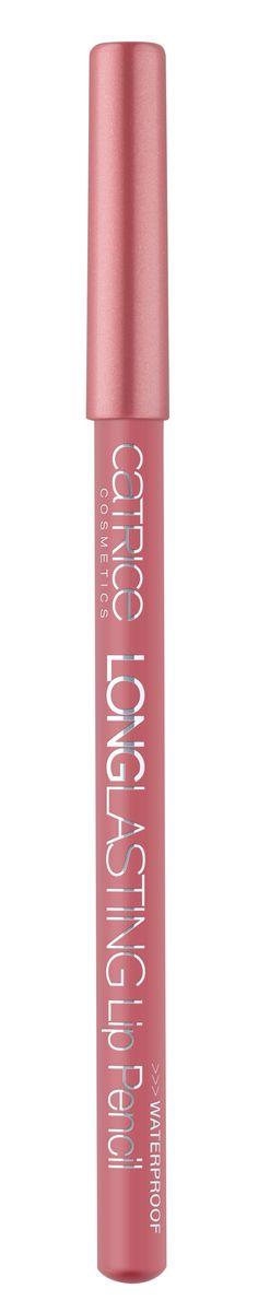 CATRICE Контур для губ Longlasting Lip Pencil 080 Thats What Rose Wood Do! розово-коричневый, 0,78гр28420_красныйКарандаши для губ Longlasting Lip Pencil от CATRICE гарантируют превосходный результат и не позволят Вашей помаде или блеску выйти за очерченный контур.