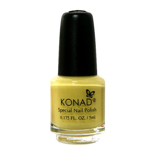 Konad Специальный лак для стемпинга Пастельно-желтый S05 Pastel Yellow 5 мл1301210Специальный лак для стемпинга 5 мл